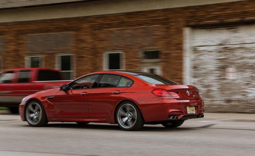 2014 BMW M6 Gran Coupe - Slide 10