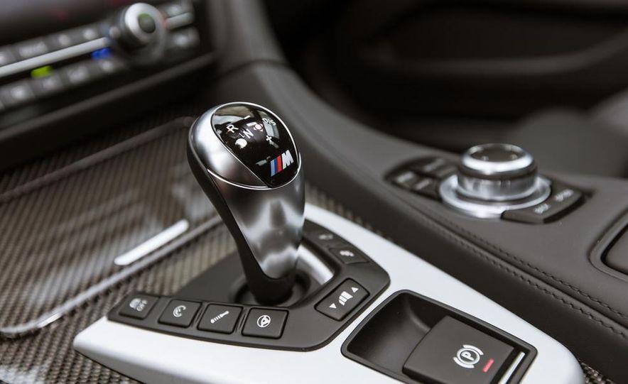 2014 BMW M6 Gran Coupe - Slide 41