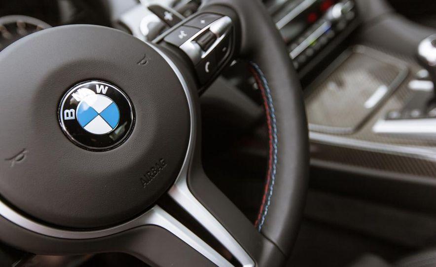 2014 BMW M6 Gran Coupe - Slide 33