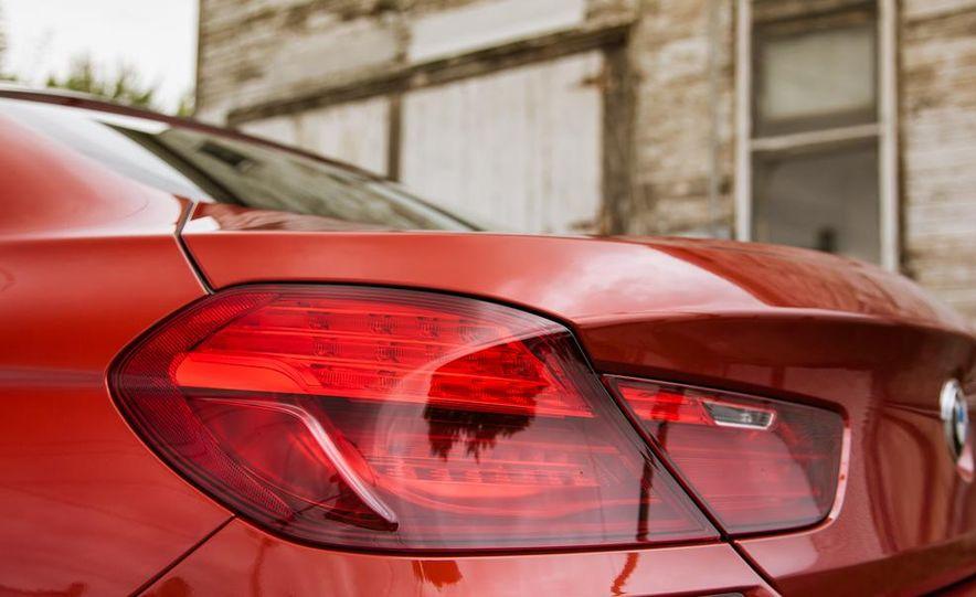 2014 BMW M6 Gran Coupe - Slide 22
