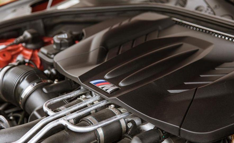 2014 BMW M6 Gran Coupe - Slide 44
