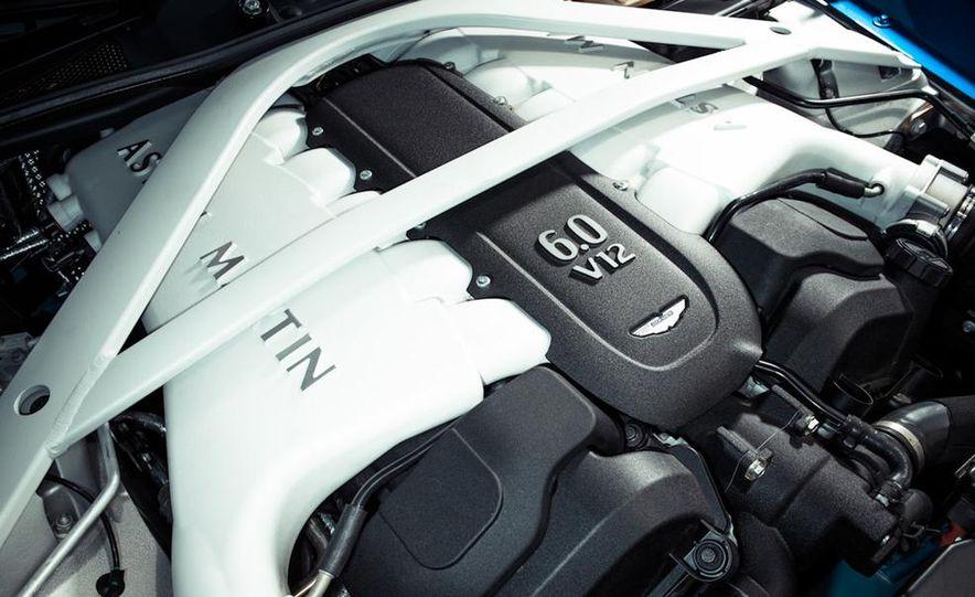 2014 Aston Martin Vanquish - Slide 42