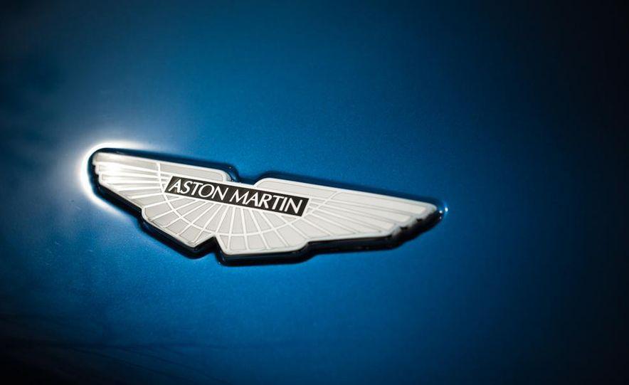 2014 Aston Martin Vanquish - Slide 31