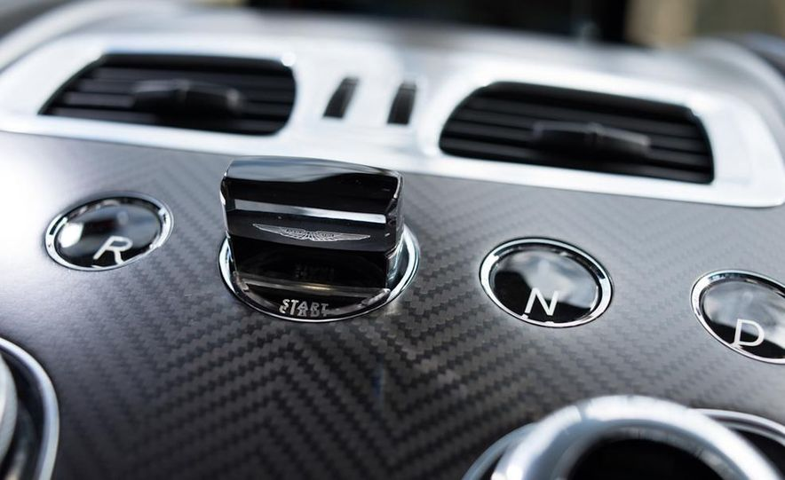 2014 Aston Martin Vanquish - Slide 41