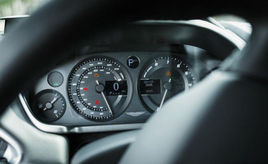 2014 Aston Martin Vanquish - Slide 37