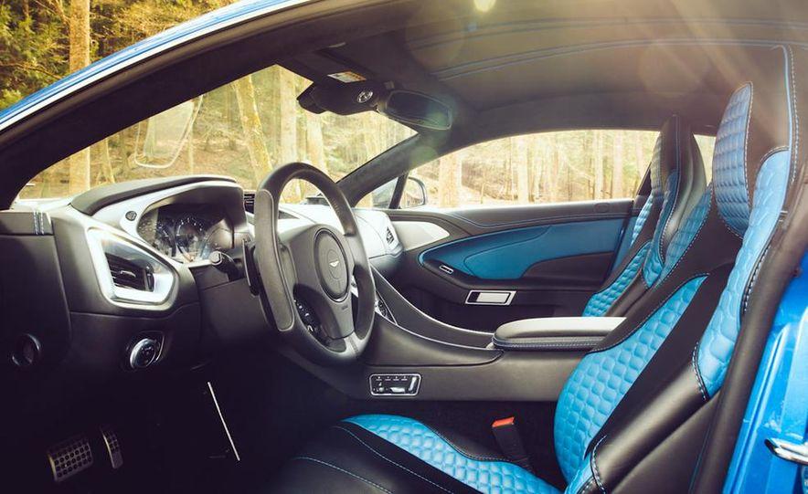 2014 Aston Martin Vanquish - Slide 34