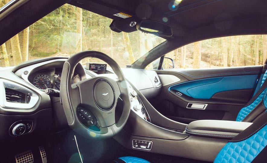2014 Aston Martin Vanquish - Slide 35
