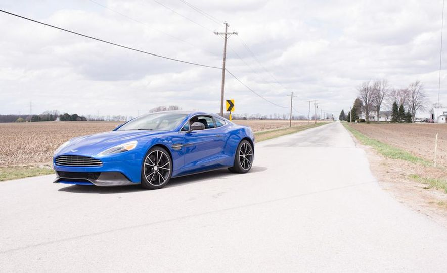 2014 Aston Martin Vanquish - Slide 2