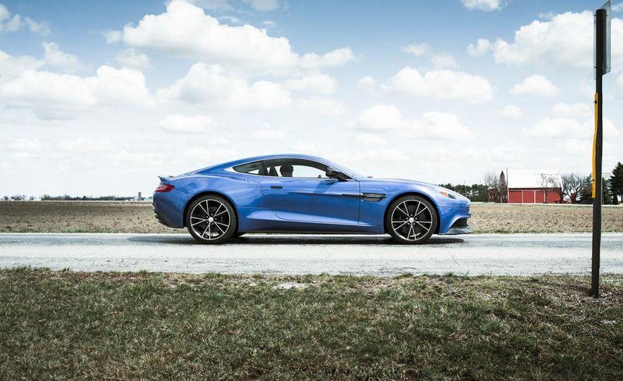 2014 Aston Martin Vanquish - Slide 4