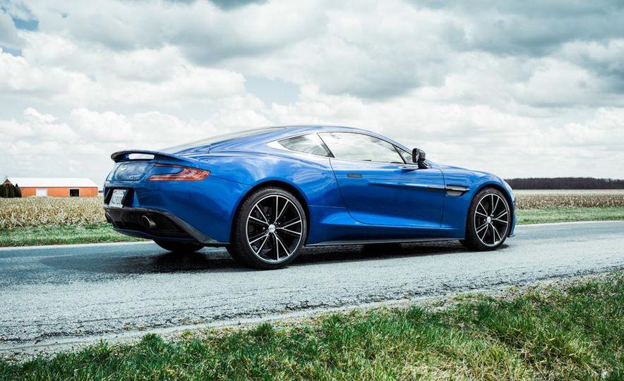 2014 Aston Martin Vanquish - Slide 5