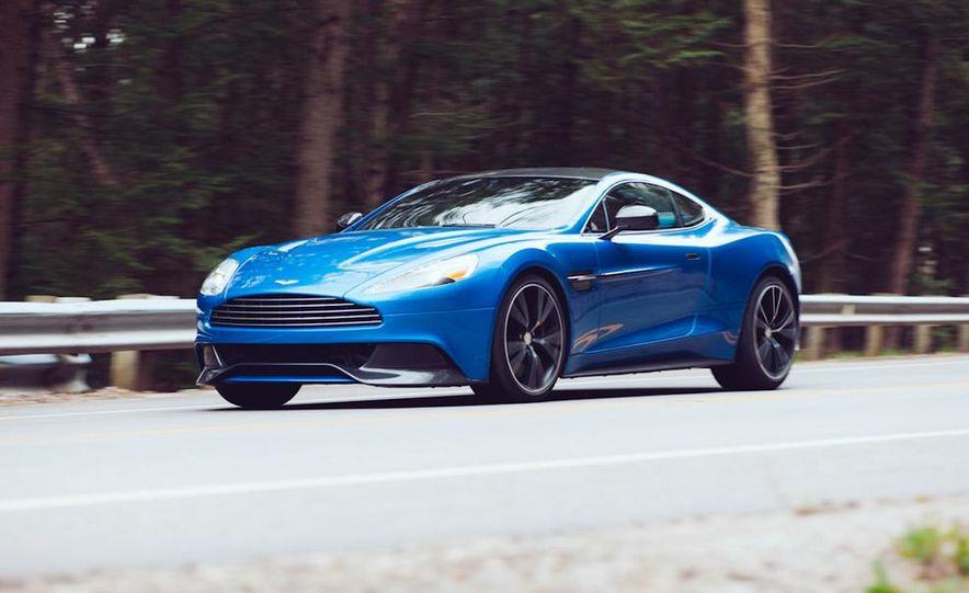 2014 Aston Martin Vanquish - Slide 7