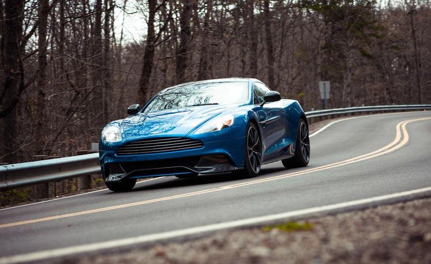 2014 Aston Martin Vanquish - Slide 8
