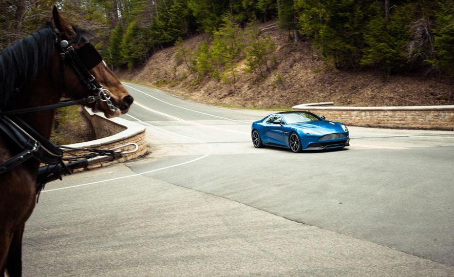 2014 Aston Martin Vanquish - Slide 9
