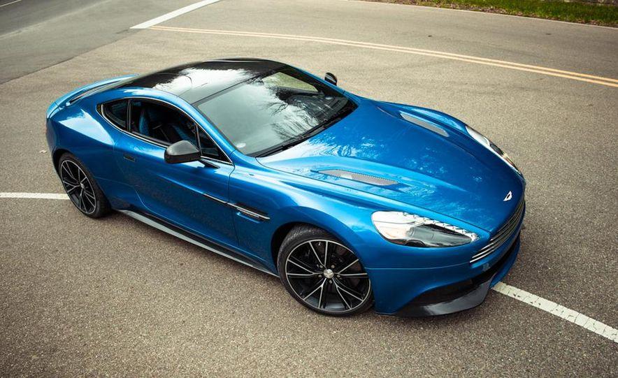 2014 Aston Martin Vanquish - Slide 12