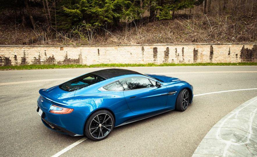 2014 Aston Martin Vanquish - Slide 13