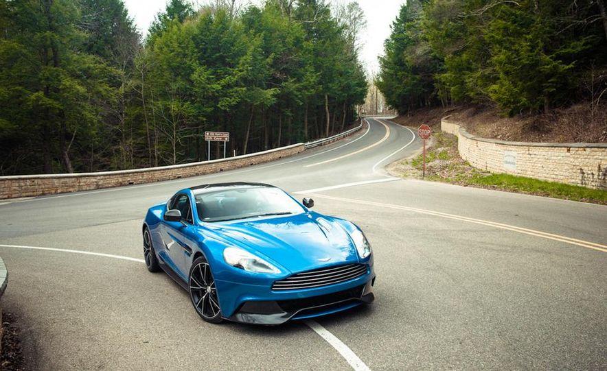 2014 Aston Martin Vanquish - Slide 14
