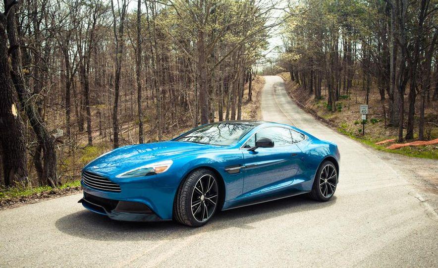 2014 Aston Martin Vanquish - Slide 16