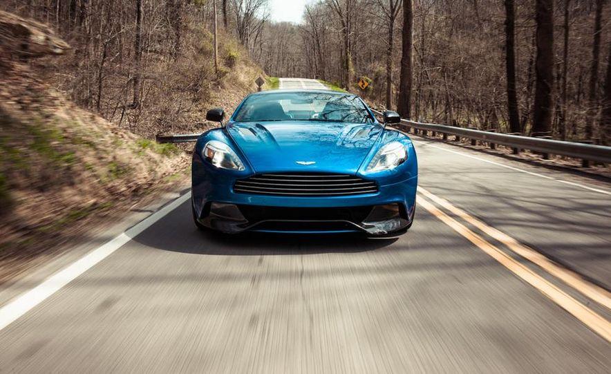 2014 Aston Martin Vanquish - Slide 19