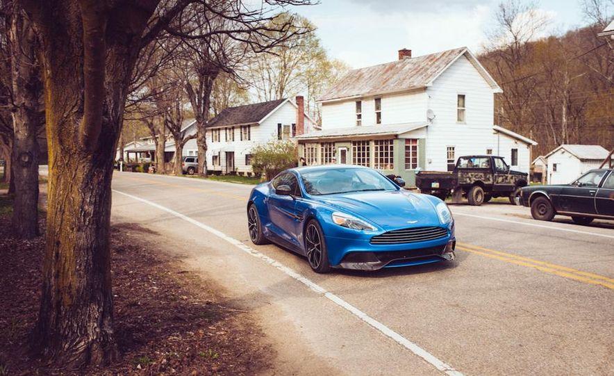 2014 Aston Martin Vanquish - Slide 21
