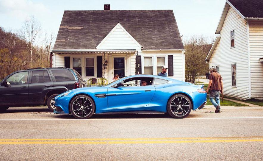 2014 Aston Martin Vanquish - Slide 22