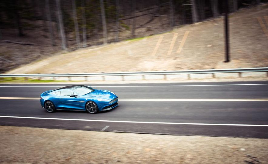 2014 Aston Martin Vanquish - Slide 23