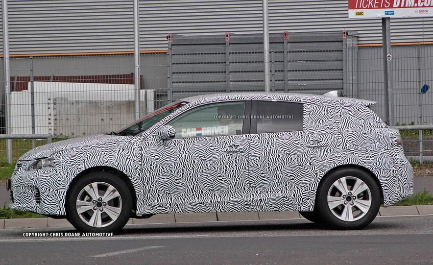 2015 Lexus NX (spy photo) - Slide 1