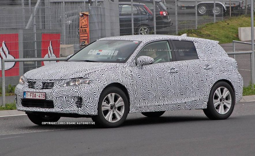 2015 Lexus NX (spy photo) - Slide 4