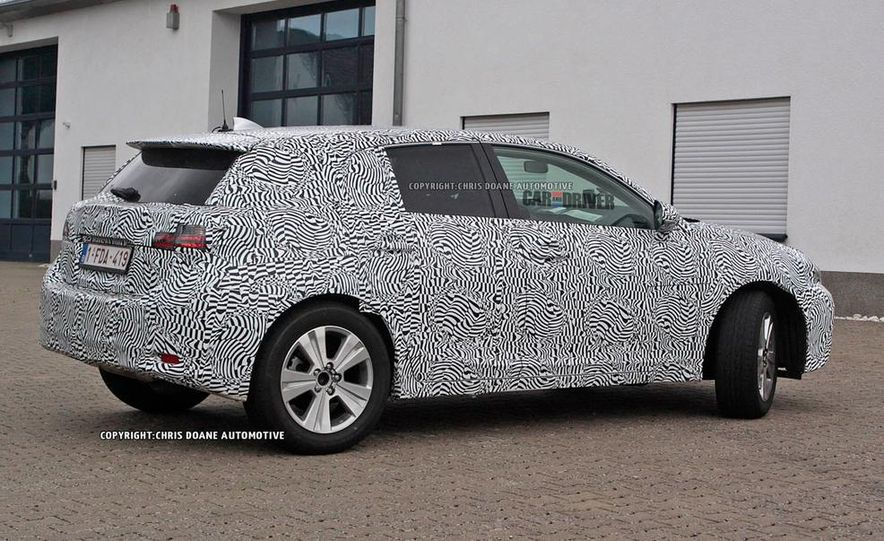 2015 Lexus NX (spy photo) - Slide 5
