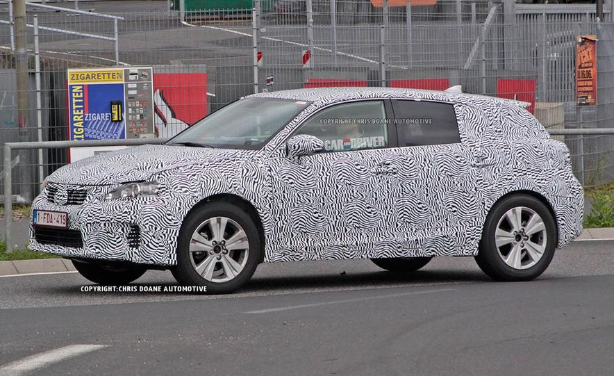 2015 Lexus NX (spy photo) - Slide 10
