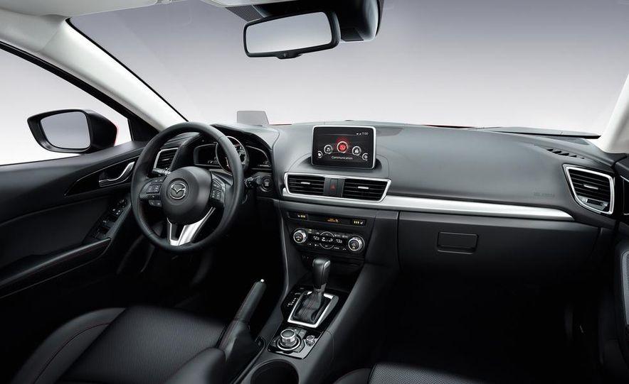 2014 Mazda 3 hatchback - Slide 12