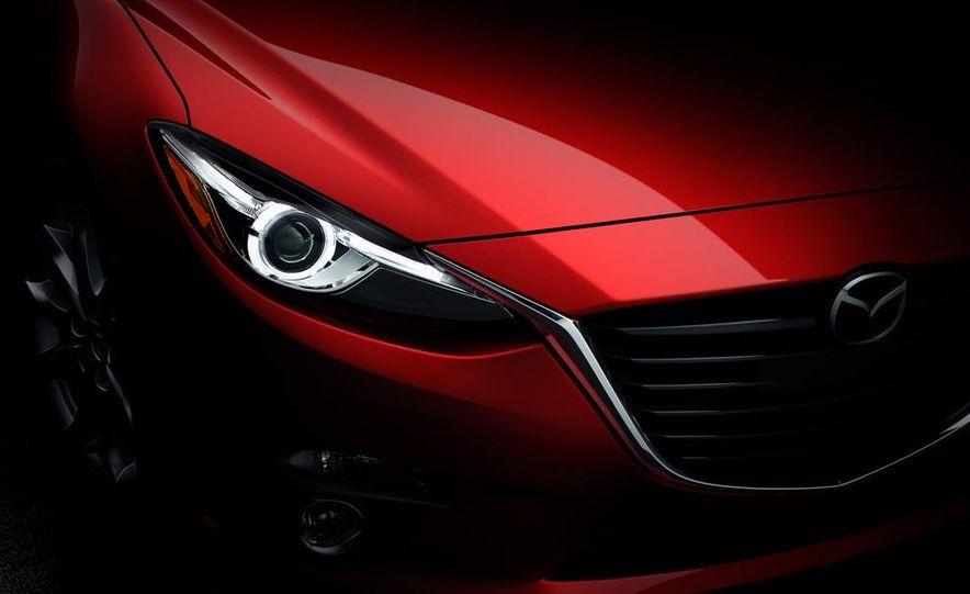 2014 Mazda 3 hatchback - Slide 10