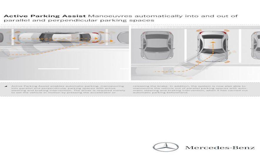2014 Mercedes-Benz S350 BlueTec - Slide 108