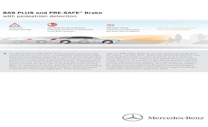 2014 Mercedes-Benz S350 BlueTec - Slide 116