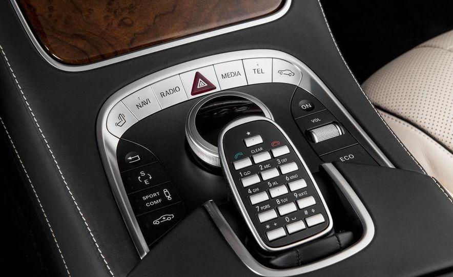2014 Mercedes-Benz S350 BlueTec - Slide 94