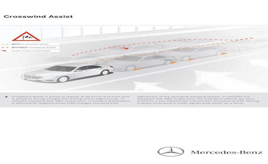 2014 Mercedes-Benz S350 BlueTec - Slide 114