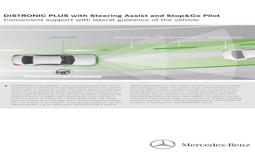 2014 Mercedes-Benz S350 BlueTec - Slide 104