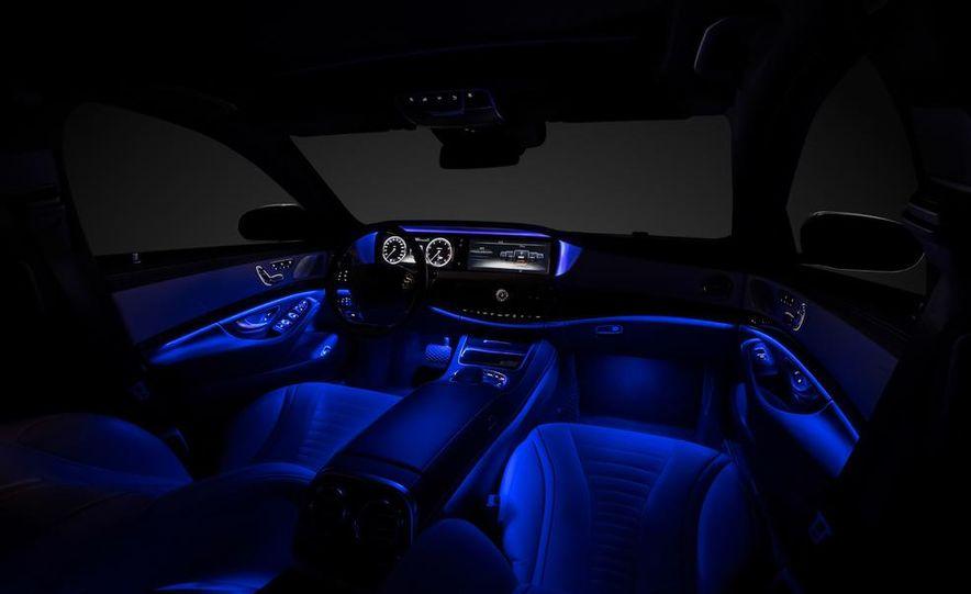 2014 Mercedes-Benz S350 BlueTec - Slide 92