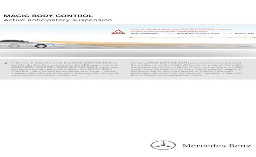 2014 Mercedes-Benz S350 BlueTec - Slide 113