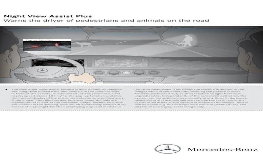 2014 Mercedes-Benz S350 BlueTec - Slide 115
