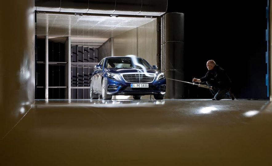 2014 Mercedes-Benz S350 BlueTec - Slide 97