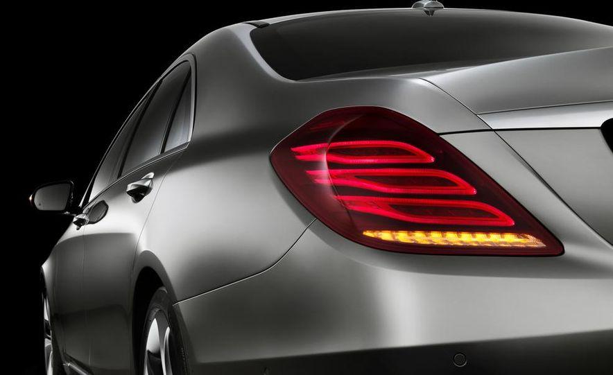2014 Mercedes-Benz S350 BlueTec - Slide 84