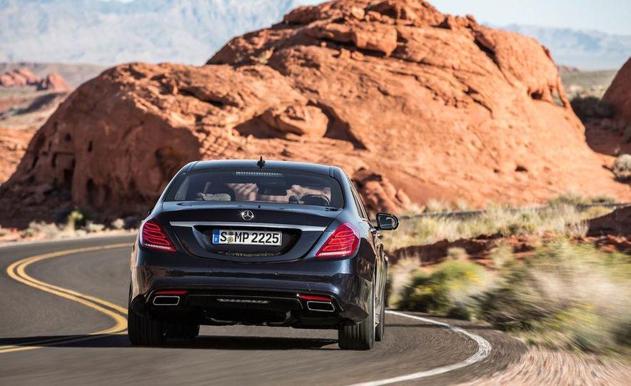 2014 Mercedes-Benz S350 BlueTec - Slide 5