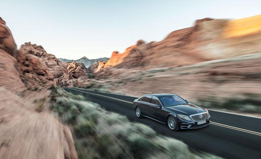 2014 Mercedes-Benz S350 BlueTec - Slide 8
