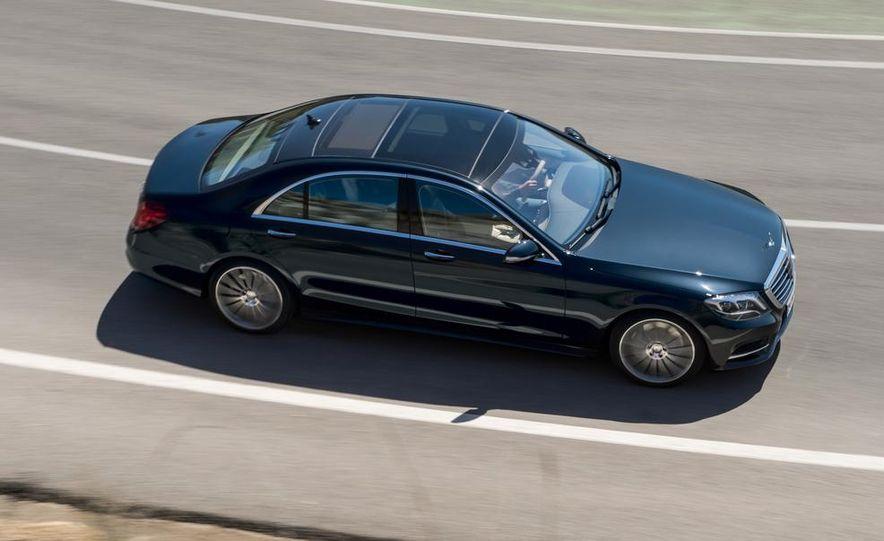 2014 Mercedes-Benz S350 BlueTec - Slide 15