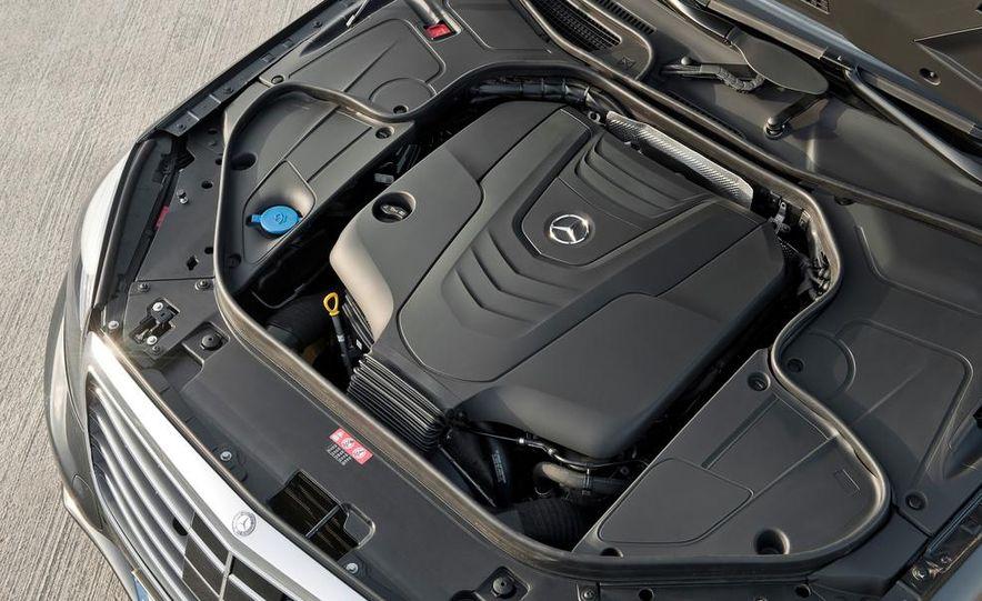 2014 Mercedes-Benz S350 BlueTec - Slide 58