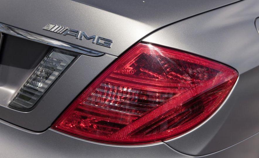 2013 Mercedes-Benz CL65 AMG - Slide 19