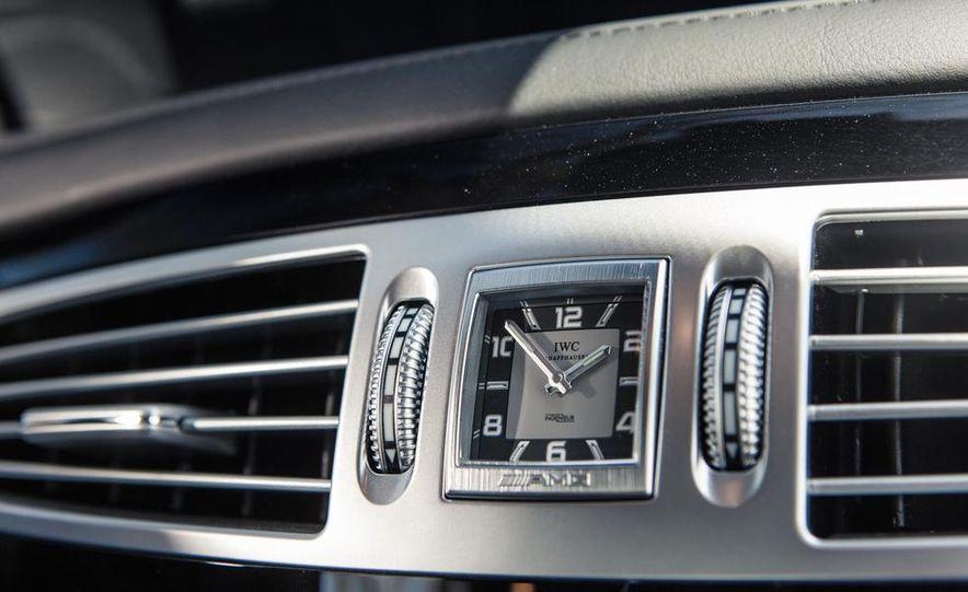 2013 Mercedes-Benz CL65 AMG - Slide 28