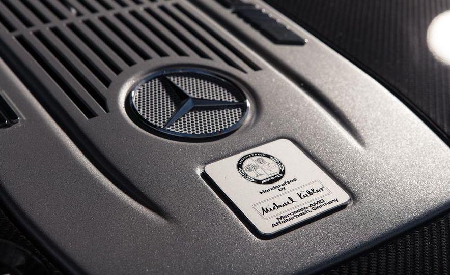 2013 Mercedes-Benz CL65 AMG - Slide 35