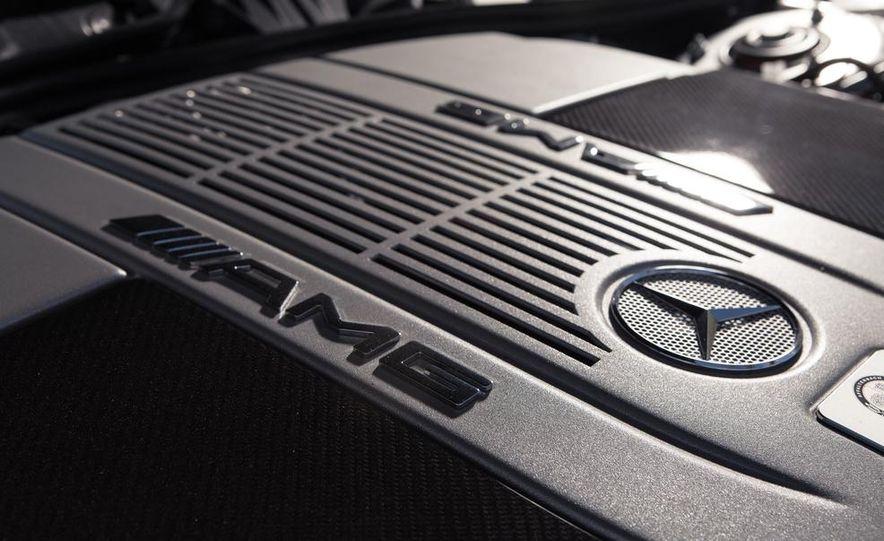2013 Mercedes-Benz CL65 AMG - Slide 36