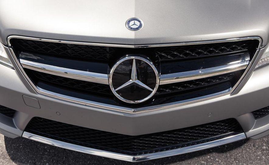 2013 Mercedes-Benz CL65 AMG - Slide 15